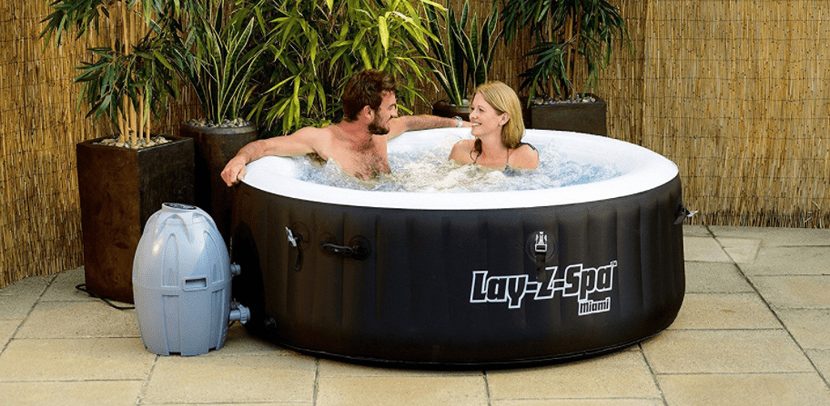 Avantages du spa gonflable