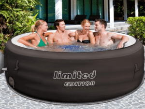 spa gonflable rond Limited Edition Bestway