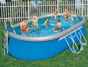 Comparatif piscine hors-sol autoportante
