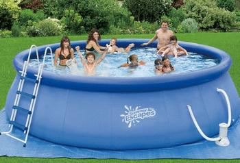 Comparatif piscine autoportée